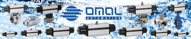Omal automation banner